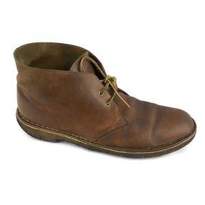 Clarks Originals Chukka Bees Wax Boots 10.5